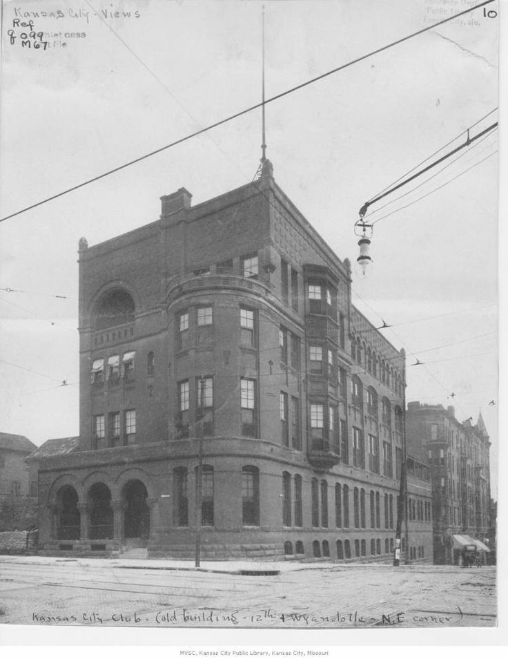 Best Kansas City History Images On Pinterest Kansas City - Kansas city architecture firms