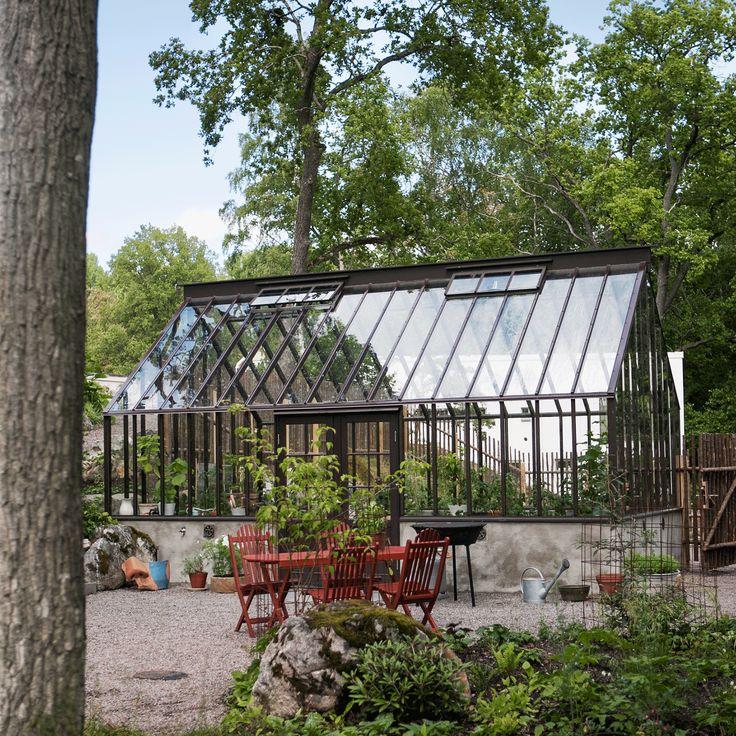 Vi förbereder för växthus | Zetas Trädgård