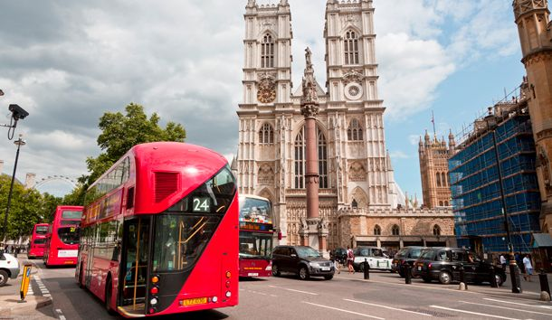 London's Top 3 Sightseeing Bus Routes | VisitBritain Shop