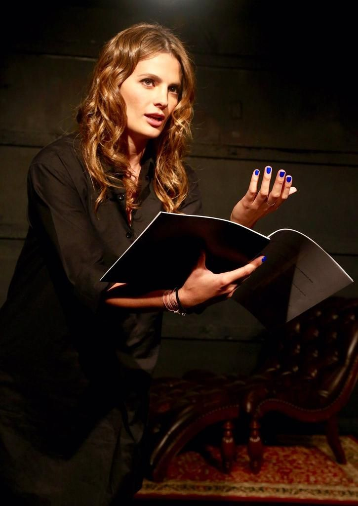 Stana Katic WhiteRabbitRedRabbit 9-26-16.