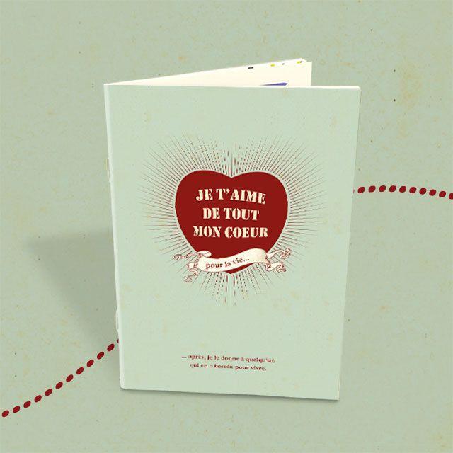"""EengratisFranstaliginformatieboekje """"J'aime de tout mon coeur"""", waarin je meer te weten komt over de wondere wereld van de orgaandonatie."""
