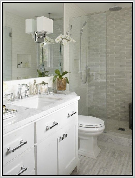 Pleasing 30 Small Bathroom Design Marble Inspiration Of