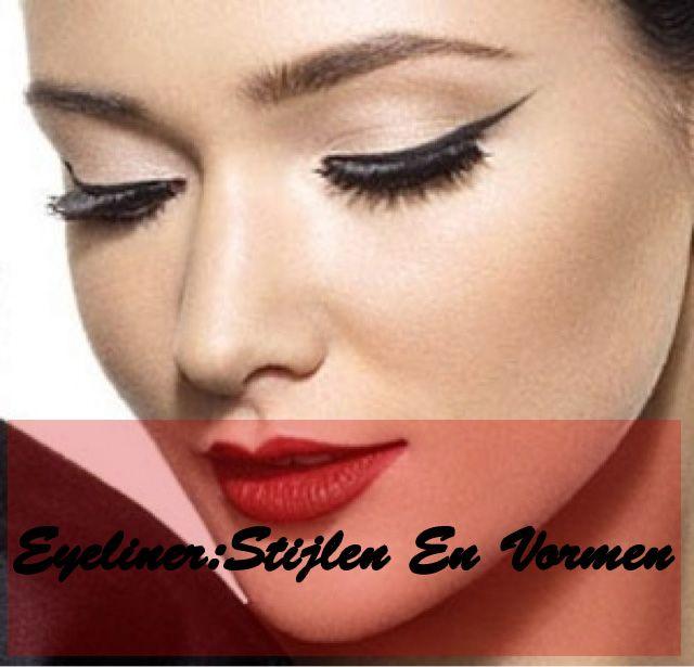 Eyeliner: Verschillende Stijlen en Vormen