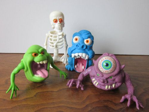 Ghostbusters Ghost Figures