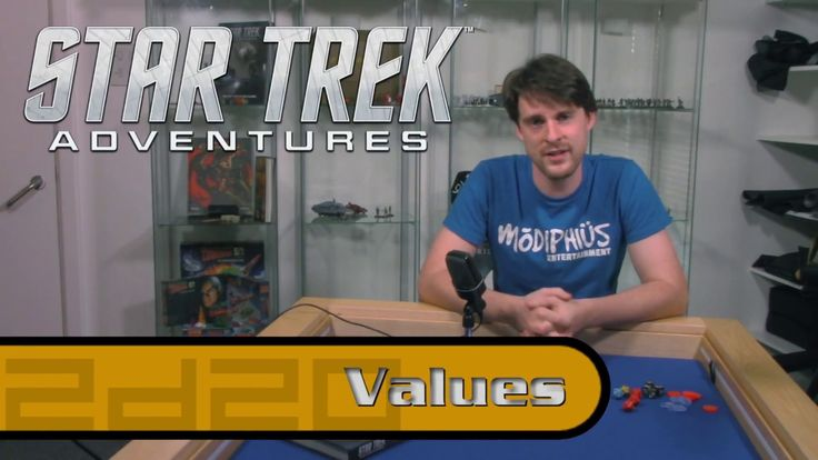 Star Trek Adventures - Basic Rules: Values