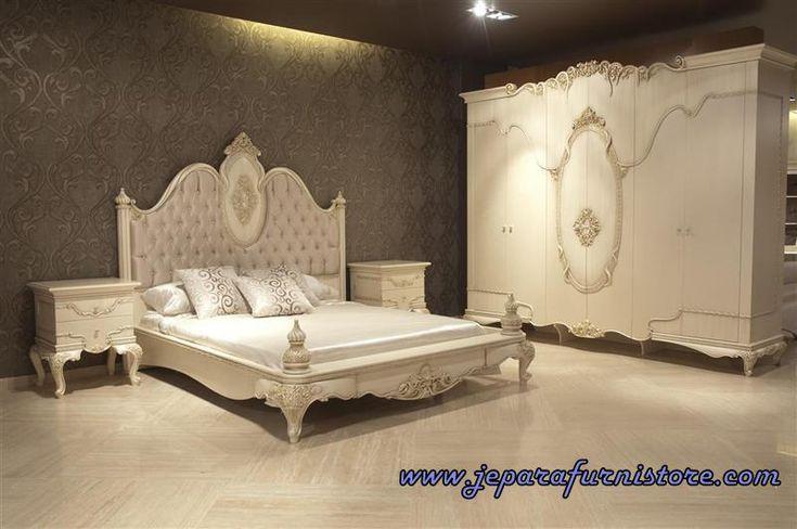 Model Desain, Dekorsai Dan Inspirasi Set Kamar Tidur Ukir Modern Mewah Terbaru Dengan Konsep kamar tidur modern mewah harga murah asli jepara