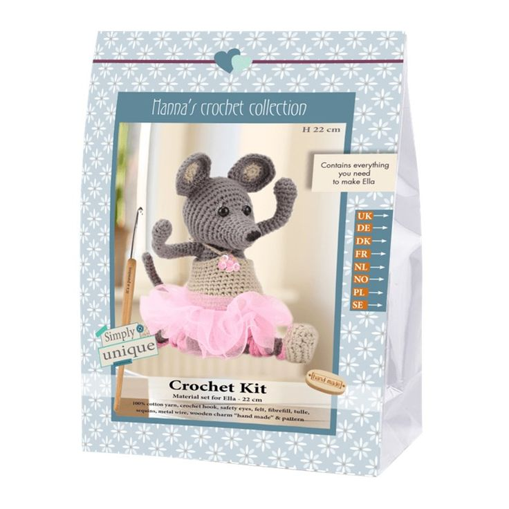 Ella The Mouse - Emily & Friends Collection