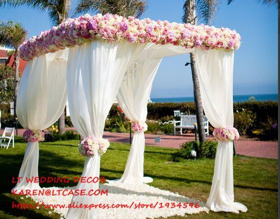 ad7acbe123 Popular Metal Wedding Arch-Buy Cheap Metal Wedding Arch lots from ...