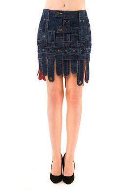 Женские юбки и брюки от дизайнера купить оптом. Дизайнерские юбки от производителя.