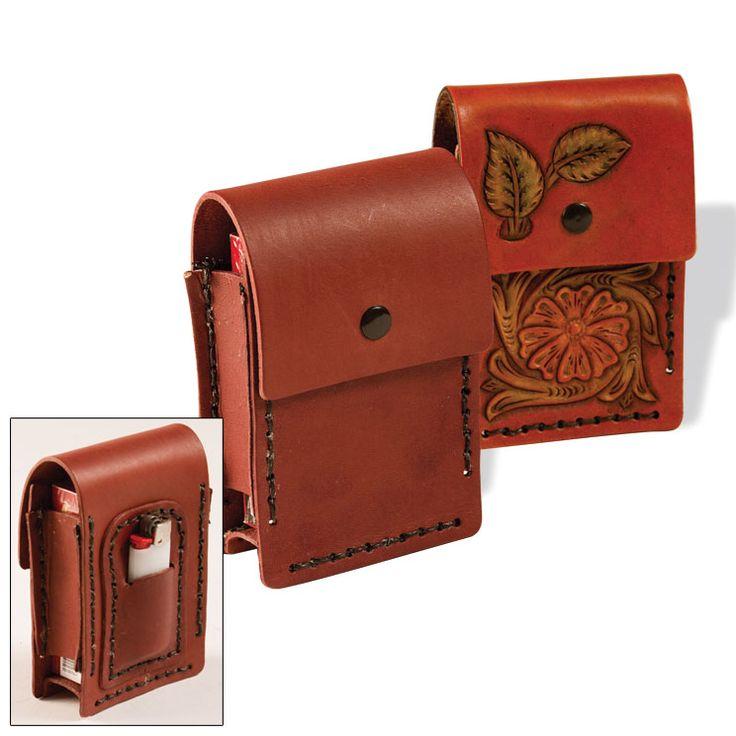Cigarette Case with Lighter Case Kit