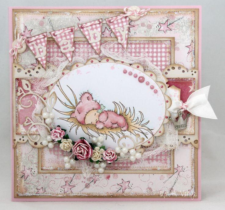 День, открытки ручной работы с рождением ребенка