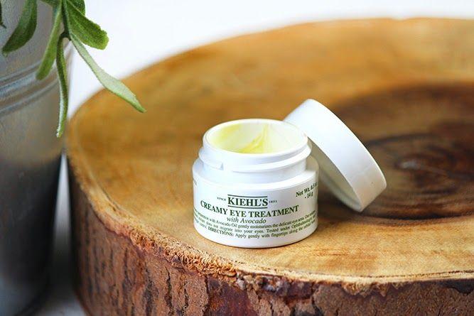 Kheil's Avocado Eye Treatment an ultra moisturizing eye cream with nourishing avocado oil, $28  full review on www.aclothes-call.com