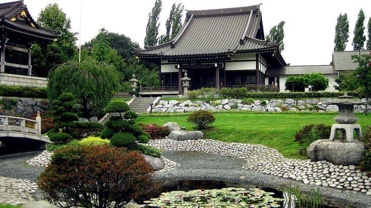 японский сад - Поиск в Google