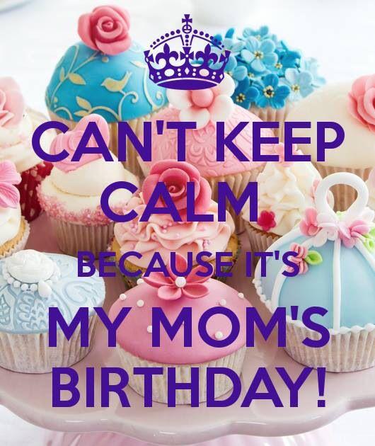 Best 25+ Mom Birthday Quotes Ideas On Pinterest
