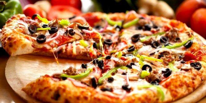 Italian Pizza Recipe in Urdu