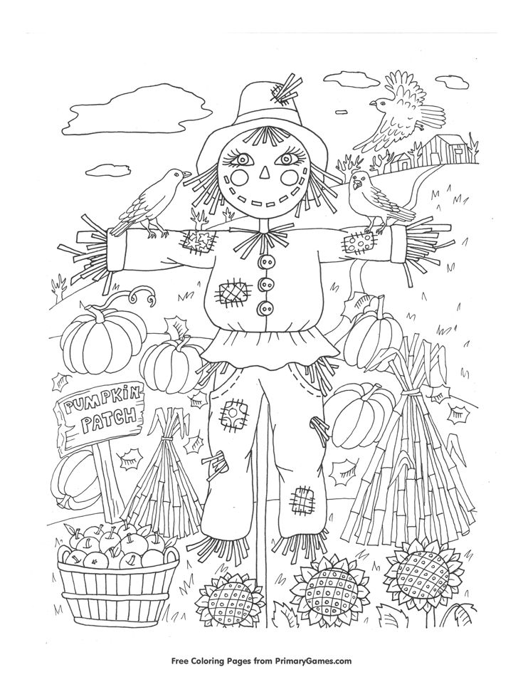 patchy patch coloring pages - photo#22