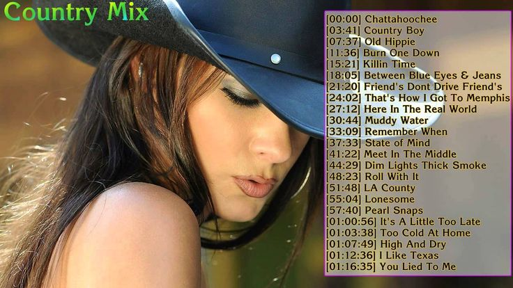 Best Of Country Mix 2016 [HD]