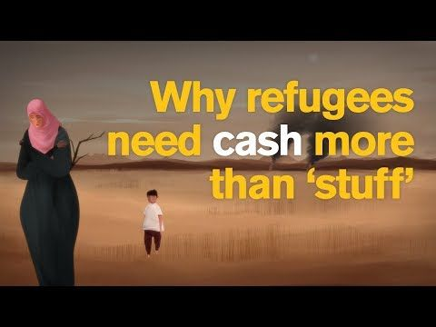 Mandy Patinkin on why the IRC is committed to cash relief | International Rescue Committee (IRC)