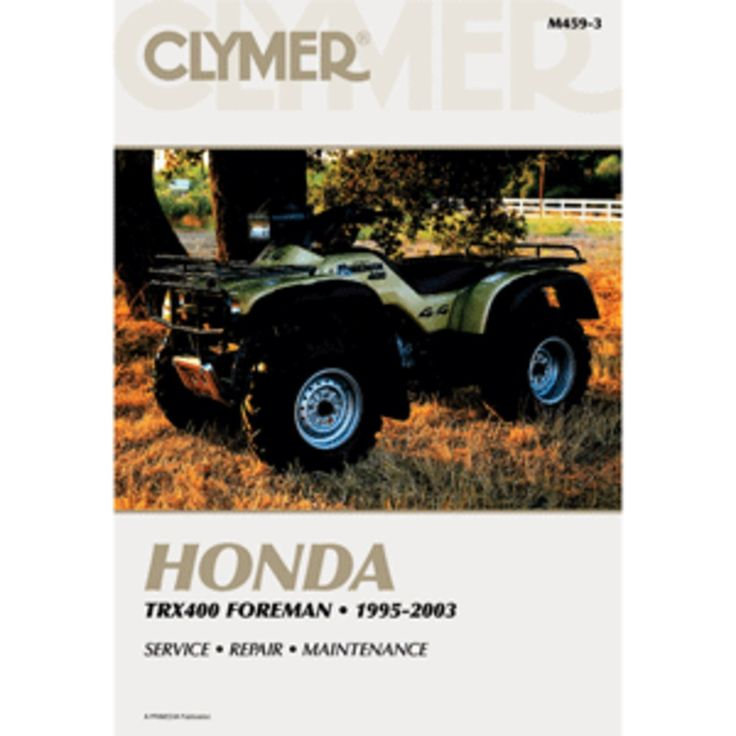 31 best 4 wheeler atv repair manuals downloads images on pinterest honda foreman atv repair manuals are written specifically for the do it yourself enthusiast from basic maintenance to troubleshooting to fandeluxe Image collections