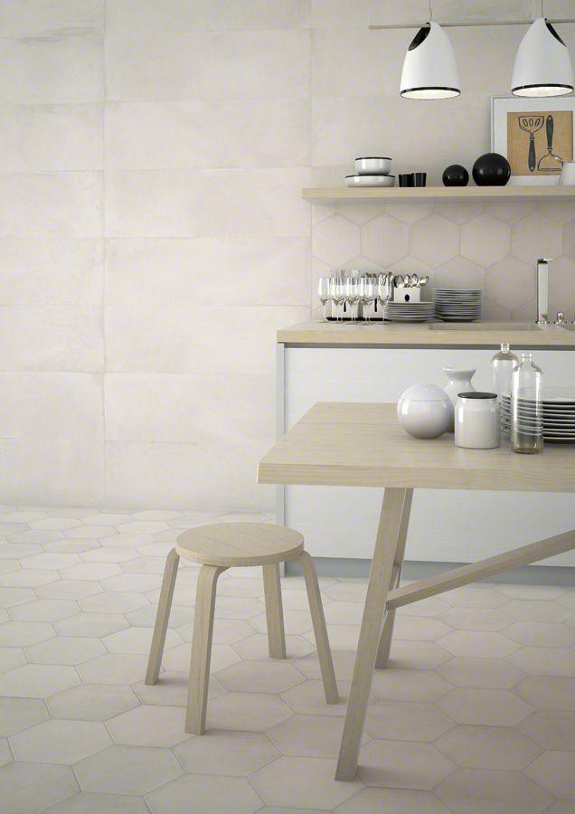 VIVES - Revestimiento Kent nieve - pasta blanca Kent 32X99 cm. | vives ceramica | revestimiento
