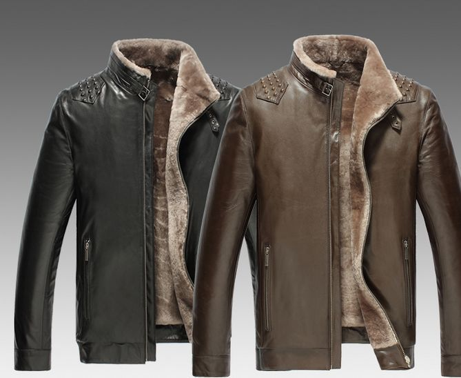 11 best mens fur collar jacket images on Pinterest | Mens fur ...