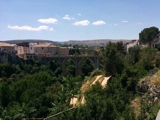 Bridge Santa María #Ontinyent