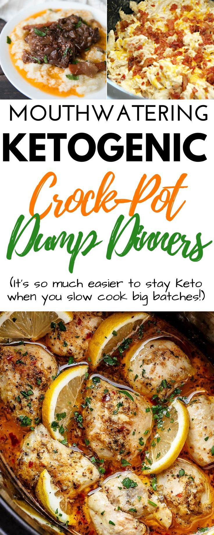 low carb slow cooker keto recipes