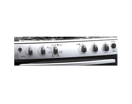 Conheça o fogão Cônsul 5 bocas Facilite CF676AR - Potência para cozinhar de modo eficiente
