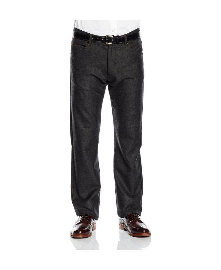 Mens trousers ARMANI COLLEZIONI 3023 Grigio - titalola.com