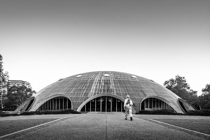Modernist architecture and architectural photography.