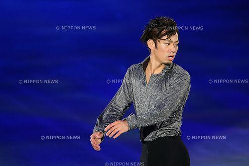Daisuke Takahashi,  JUNE 1, 2013 - Figure Skating :  Art on Ice 2013 in JAPAN  at 1st Yoyogi Gymnasium, Tokyo, Japan.  (Photo by YUTAKA/AFLO SPORT) [1040]