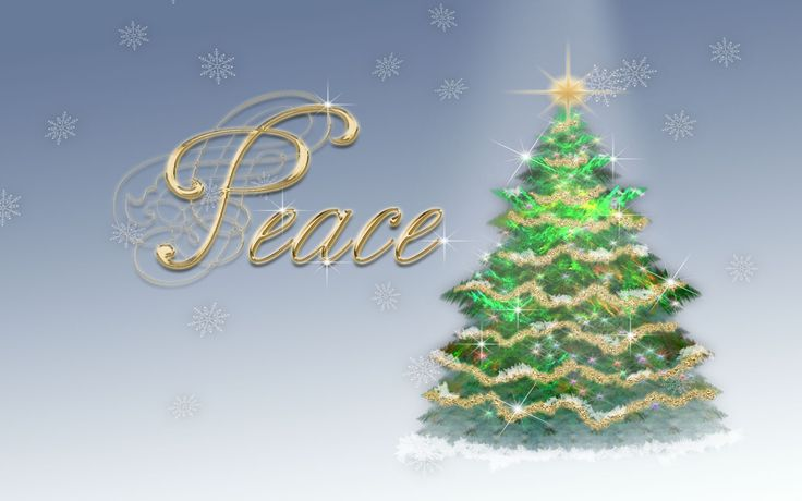 #Christmas #Peace #Wallpaper at http://www.99freehdwallpapers.com/christmas/christmas-peace-wallpaper.html