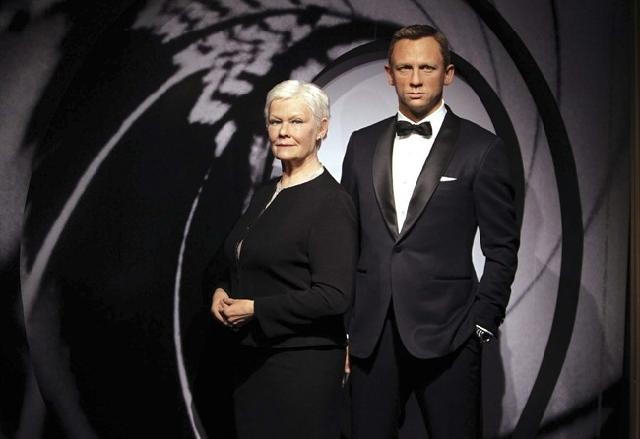 Skyfall 007 ~ Dench & Craig
