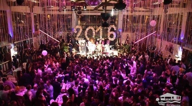 Capodanno in Capannina il più bello e spettacolare di sempre ti aspetta quest'anno per una notte di musica e divertimento.