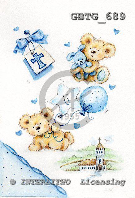 Theresa, BABIES, paintings, GBTG689,#b# bébé, illustrations, pinturas