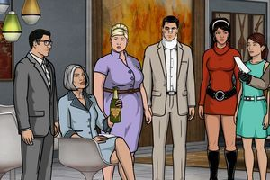 What's on your HDTV: 'Archer,' 'The Walking Dead' season finale