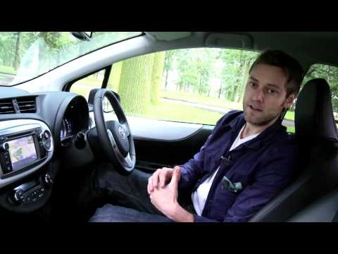 Toyota Yaris Hybrid car review - Auto Trader