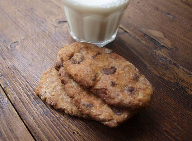 biscuit petit d jeuner la farine compl te et flocons d 39 avoine recettes pinterest biscuits. Black Bedroom Furniture Sets. Home Design Ideas