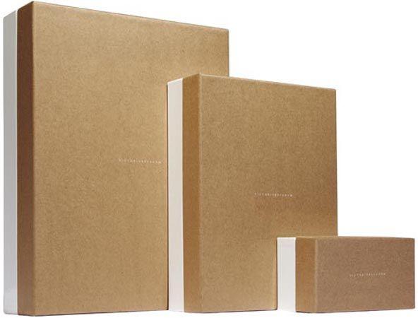 Victoria Beckham Retail Packaging