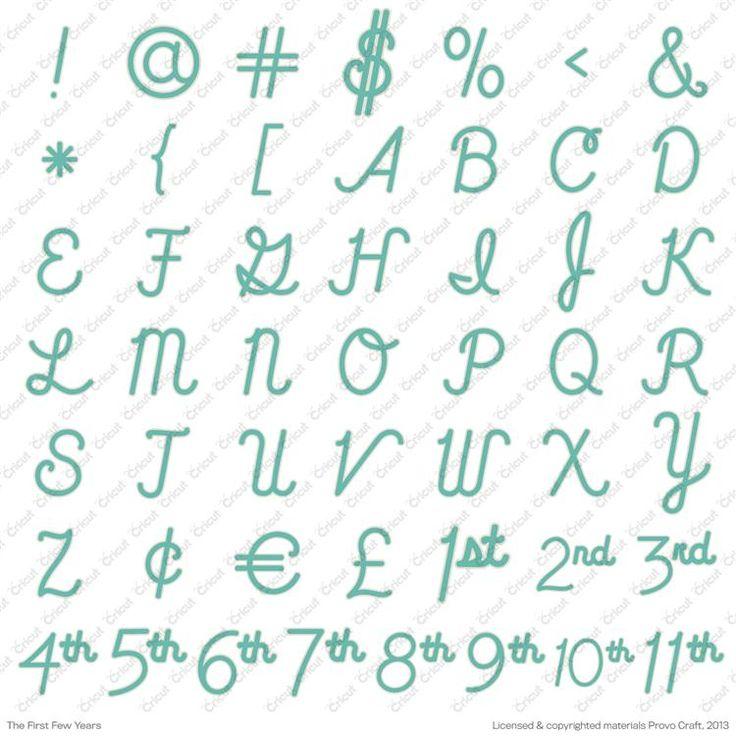 9 best extreme fonts abc images on pinterest cricut for Cricut craft room fonts