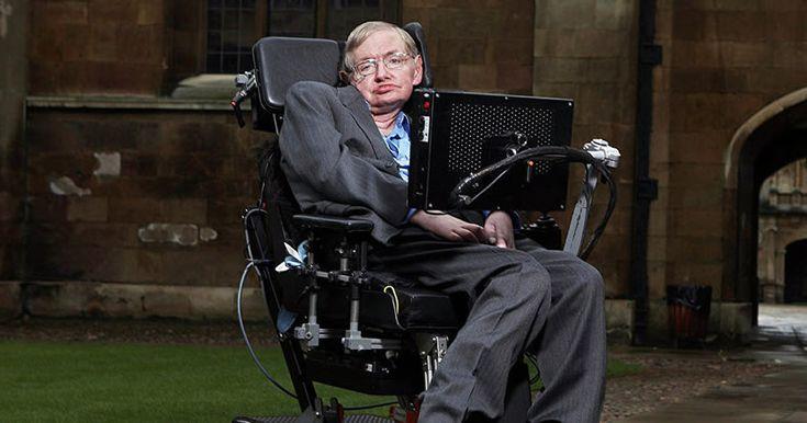 Stephen Hawking cree que el momento más peligroso para la humanidad ha llegado