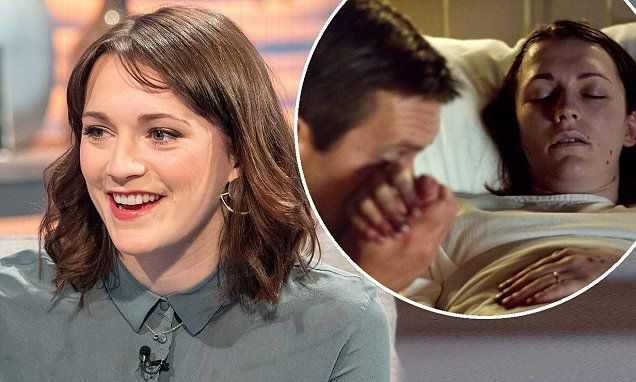 Charlotte Ritchie reveals why she quit Call The Midwife   Daily Mail Online
