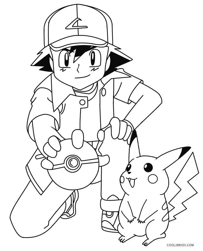 Pokemon Coloring Page Pikachu Youngandtae Com Pikachu Coloring Page Pokemon Coloring Pages Pokemon Coloring Sheets