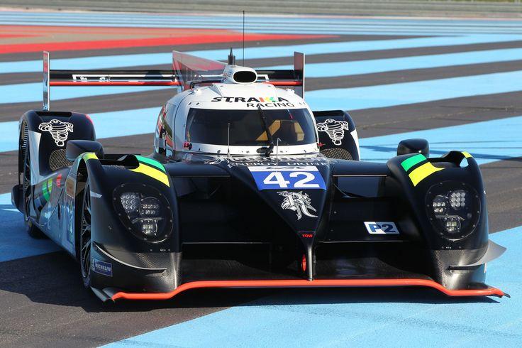 Strakka Racing's DOME S103