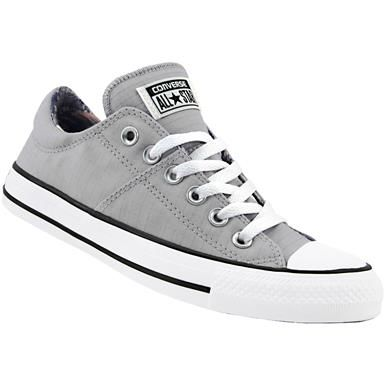 c1c8535baf0a5c Converse Chuck Taylor AS Madison - Womens Wolf Grey White Black. Find this  Pin and more on Skateboard Shoes by Rogan s ...