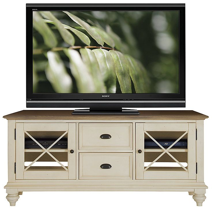 Coventry Two-Tone TV Stand