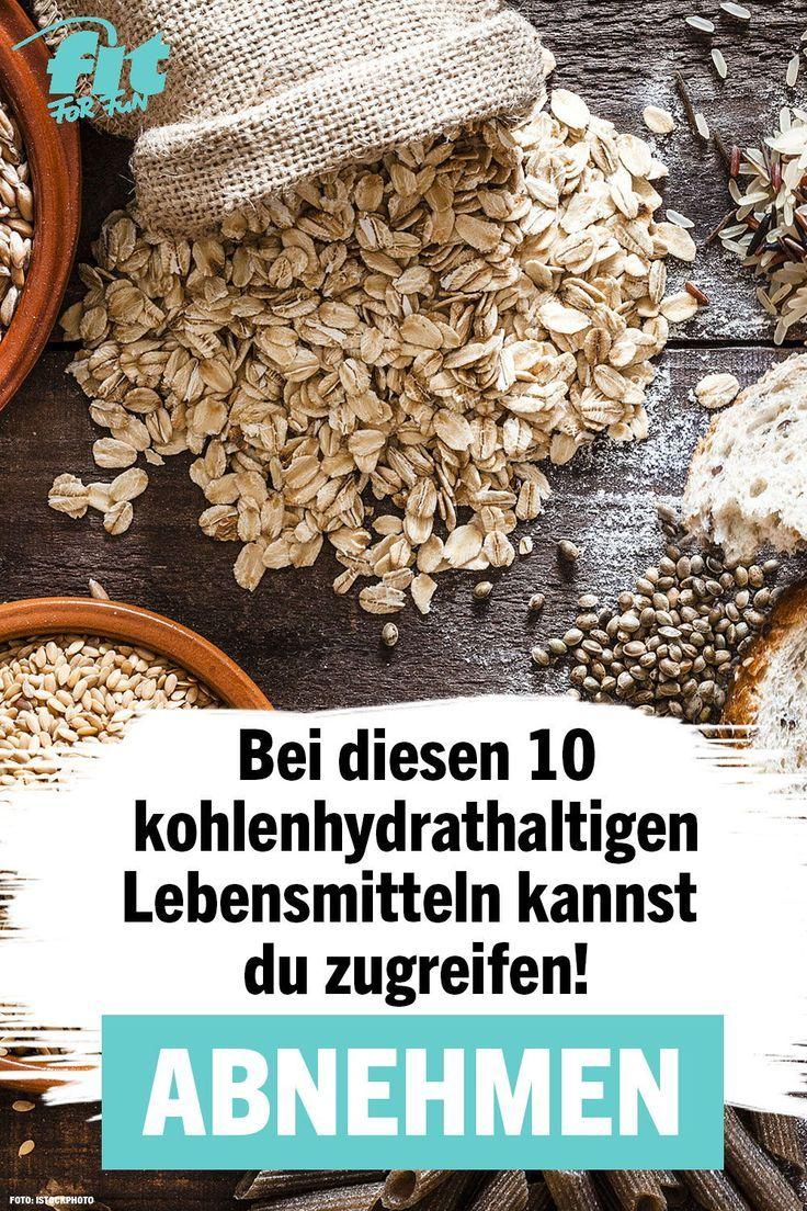 Abnehmen: Das sind die 10 besten Kohlenhydrate