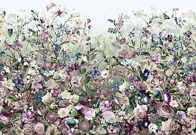 Komar Vliestapete »Botanica«, 368/248 cm in bunt im Online Shop von Baur Versand