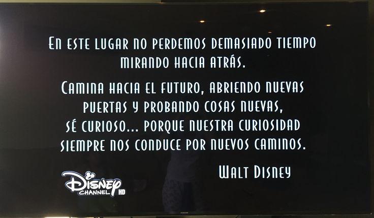Disney movie la familia del futuro..