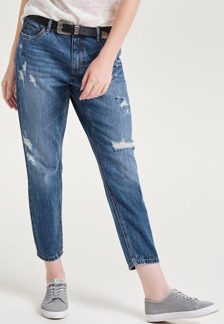 ONLY Jeans Relaxed Fit - medium blue denim für 49,99 € (08.02.18) versandkostenfrei bei Zalando bestellen.